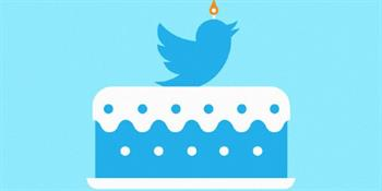 Wired's tribute to Twitter's 10th birthday. Credit: Wired