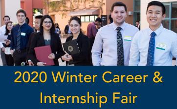 2020 Winter Career & Internship Fair