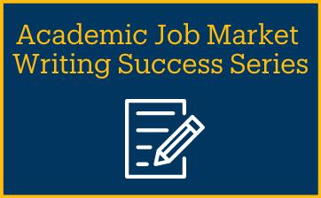2021 Academic Job Market Success Series thumbnail (5)