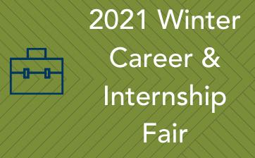 2021 Winter Career and Internship Fair - Thumbnail