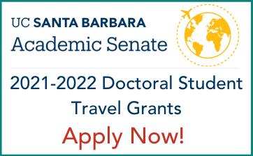 _Academic Senate Travel Grants Thumbnail