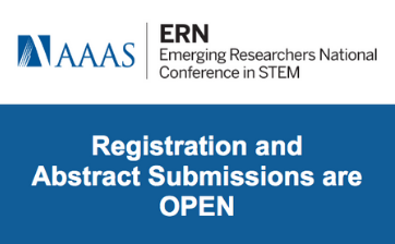 AAAS Emerging Researchers National (ERN) Conference in STEM - thumbnail
