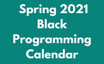Black Programming Calendar thumbnail
