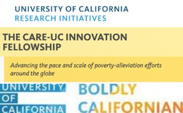 CARE-UC Innovation Fellowship Thumbnail