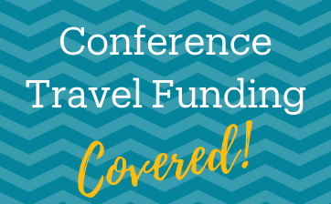 conference travel funding covered thumbnail