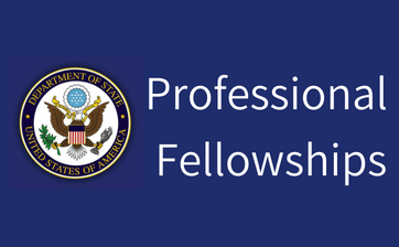 Department of State Professional Fellowships Thumbnail