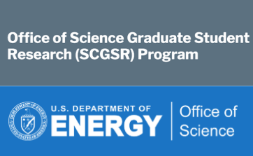 Dept Of Energy Graduate Student Research Program Thumbnail