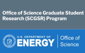 Dept Of Energy Graduate Student Research Program Thumbnail