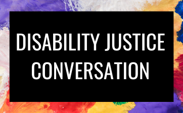 Disability Justice Panel thumbnail