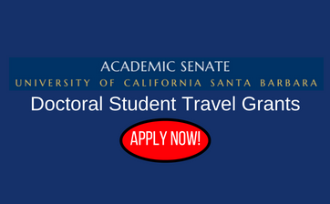 Doctoral Student Travel Grants Thumbnail