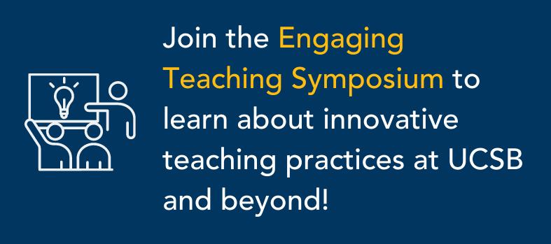 Engaging Teaching Symposium slider
