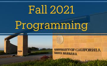 Fall 2021 Programming Thumbnail