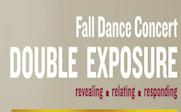 fall dance concert logo