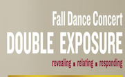 fall dance concert logo