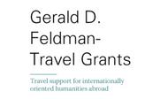 Feldman Travel Grants Thumbnail