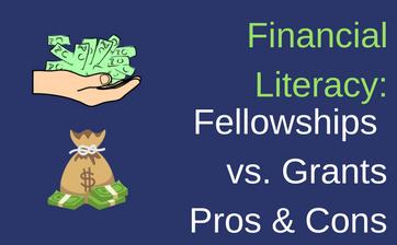 Financial Literacy_Fellowships vs Grants Thumbnails