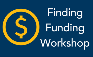 Finding Funding Workshop event thumbnail