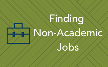 Finding Non-Academic Jobs thumbnail
