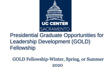 GOLD Fellowship THumbnail