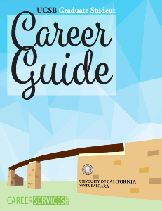 Grad career guide cover