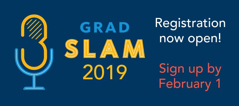 Grad Slam 2019 featured image
