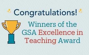 GSA Award winners thumbnail