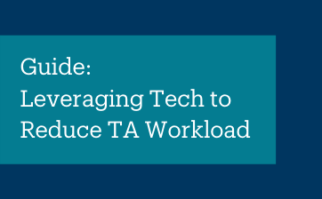Guide - reduce TA workload thumbnail