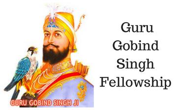 Guru Gobind Singh Fellowship Thumbnail
