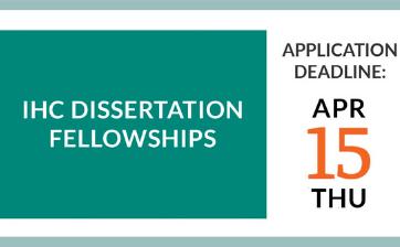 IHC Diss Fellowship Thumbnail