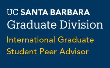 International Graduate Student Peer Advisor Thumbnail