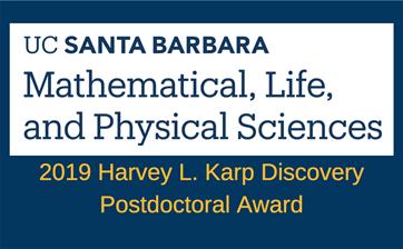 Karp Discovery Award 2019
