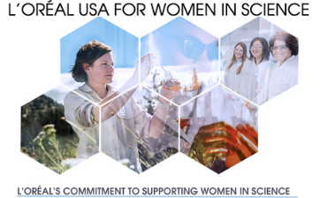 L'Oreal Women In Science Fellowship Thumbnail