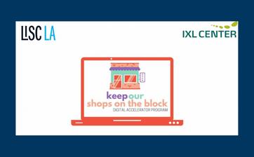 LISC LA Digital Accelerator - Thumbnail