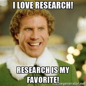 Present your research the way you want at Lunch & Learn!