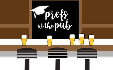 Profs at the Pub
