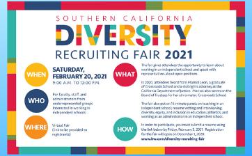 SoCal Diversity Recruiting Fair 2021 Thumbnail