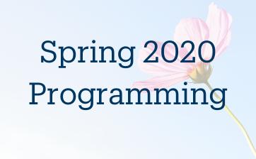 Spring 2020 Programming Thumbnail