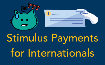 Stimulus Payments for Internationals