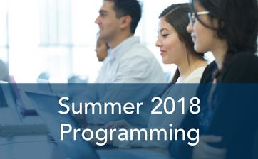 Summer 2018 Programming Overview thumbnail