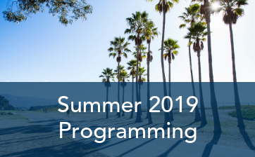 Summer 2019 Programming Overview featured image