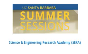 Summer Session SERA
