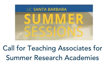 Summer Session Teaching Thumbnail