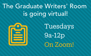 Thumbnail of Virtual graduate writers' room (1)