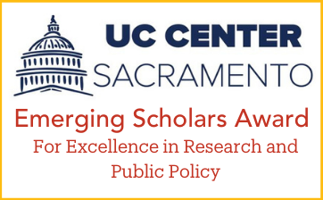 UC Center Sacramento Emerging Scholars Thumbnail