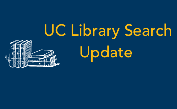 UC Library Search Update