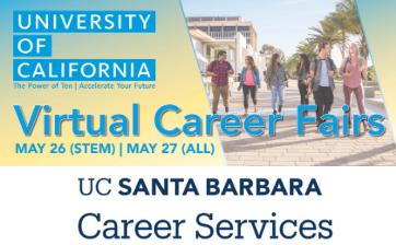 UC Wide Virtual Career Fair Thumbnail