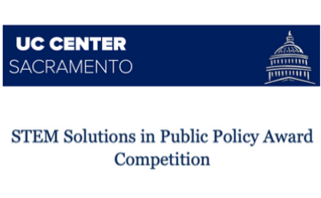 UCCS STEM Solutions in Public Policy Awards
