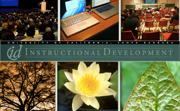 UCSB Instructional Development Thumbnail
