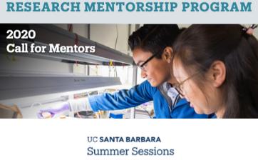 UCSB Research Mentorship Programs - Thumbnail