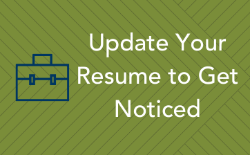 Update Your Resume to Get Noticed thumbnail